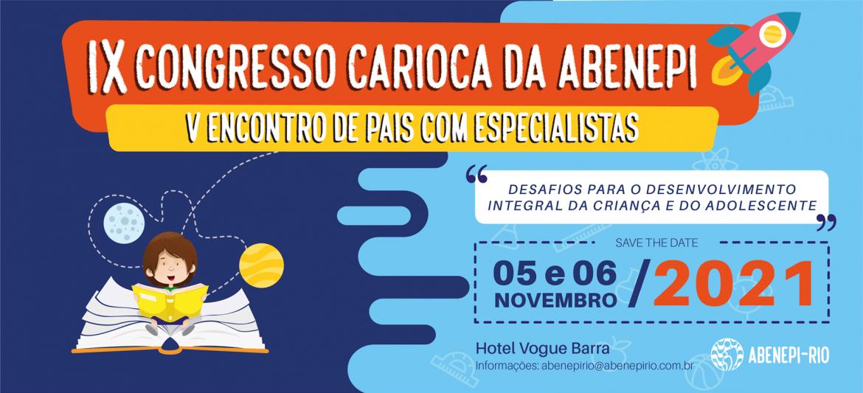 Congresso Carioca da Abenepi-Rio 2021.