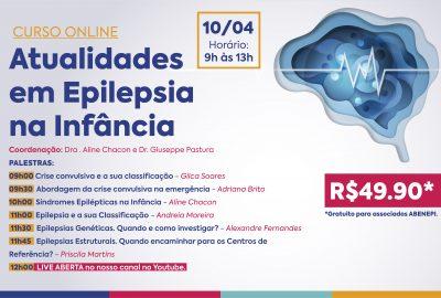 Atualidades em Epilepsia na Infância (10/04/21)