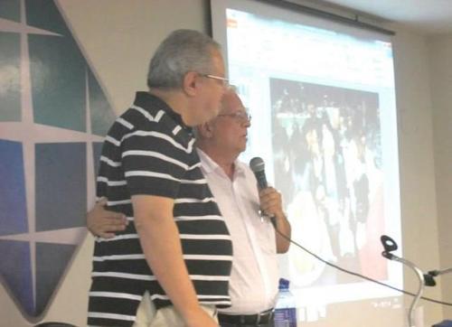 Homenagem da ABENEPI-RIO ao seu diretor emérito, Dr. Jair Moraes