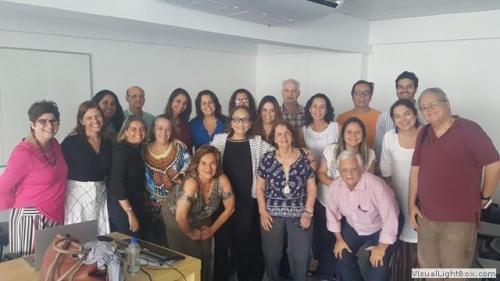 VIII Congresso Carioca da ABENEPI - reuniões de organização